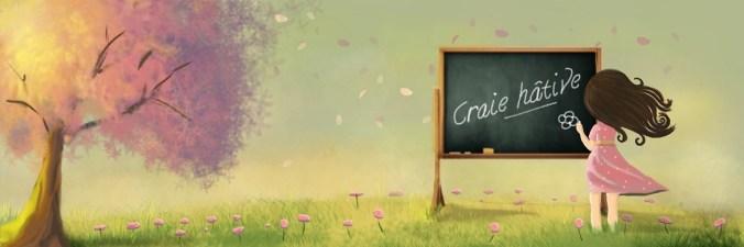 Bannière du blog de Craie-Hâtive