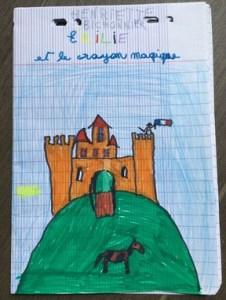 Journal dialogué d'un élève de Craie Hâtive.