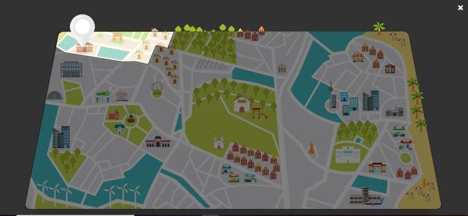 Matheros - Carte des missions