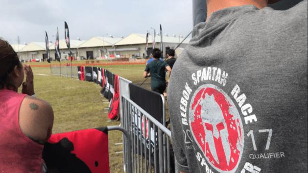 【スパルタンレース東京スプリントに挑戦しました!】