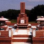 ■関西型高級墓石