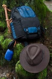 My Lowepro Backpack