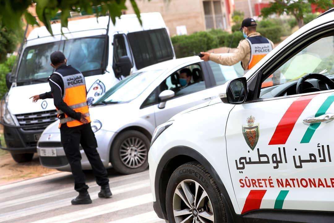 """سلطات طنجة تشدد المراقبة بمداخل المدينة لمنع """"المتسللين"""" بدون ورقة التنقل"""