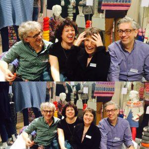 Sarah Hatton, Arne & Carlos und ich