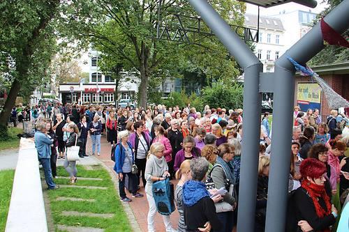 Foto: Wollfest Hamburg, http://wollfest-hamburg.de/