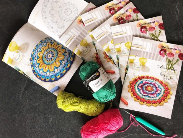 Mandala booklet