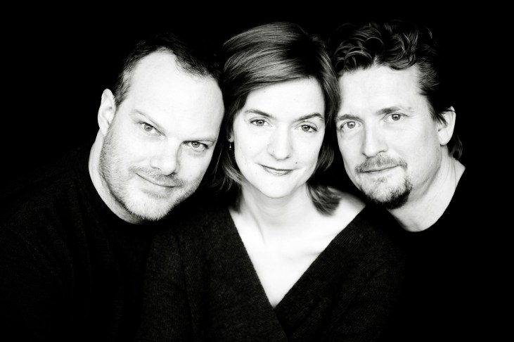 Lars Vogt , Christian Tetzlaff, Tanja Tetzlaff