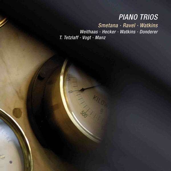 Piano Trios CD Cover