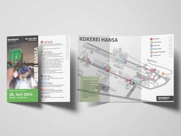 ExtraSchicht 2014 | Kokerei Hansa