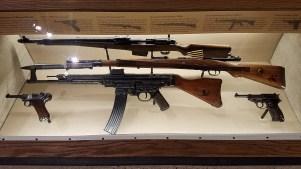 German WWII Firearms
