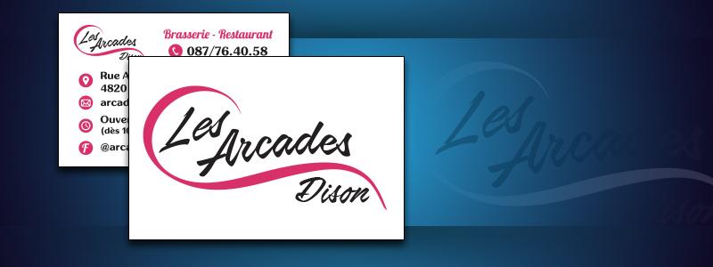 Les Arcades - CDV