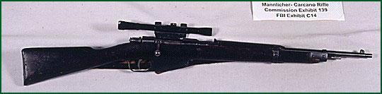 Carcano 6.5 mm