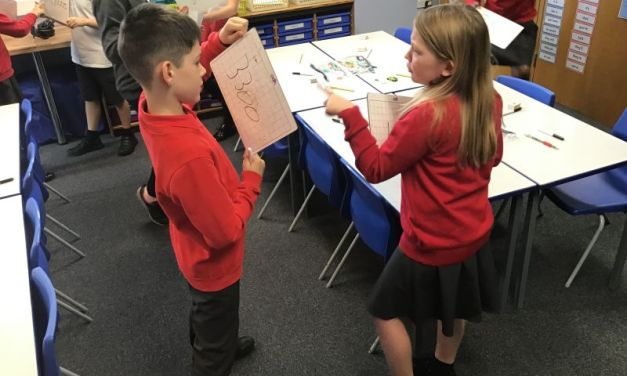Title: Can you remember your Roman Numerals? The FAMOUS FIVES can!