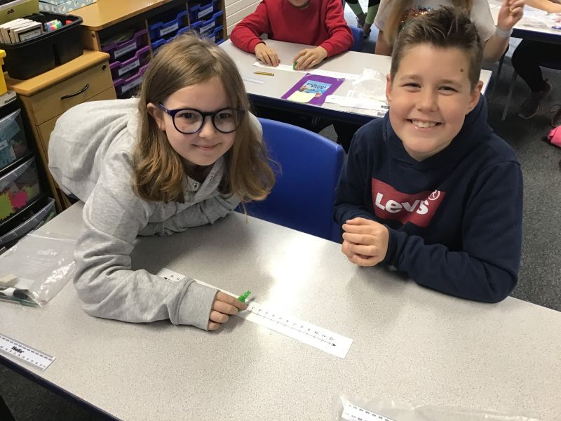 The Famous Fives Tackle Negative Numbers!