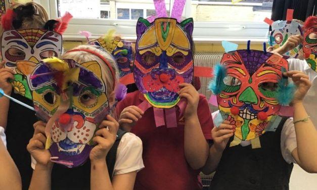Marvellous Mexican Masks