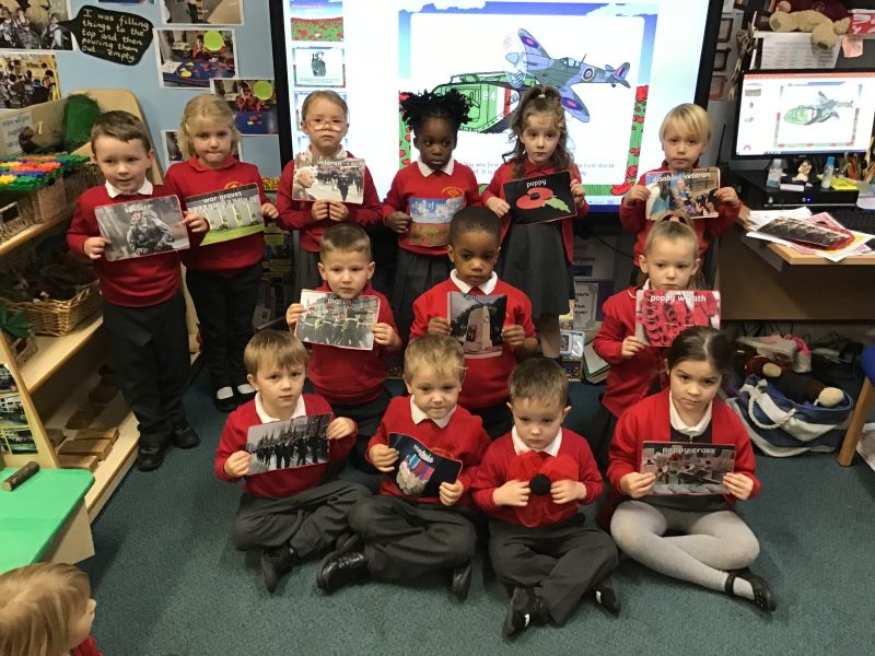 THESHINING STARS LEARN ALL ABOUT REMEMBRANCE SUNDAY
