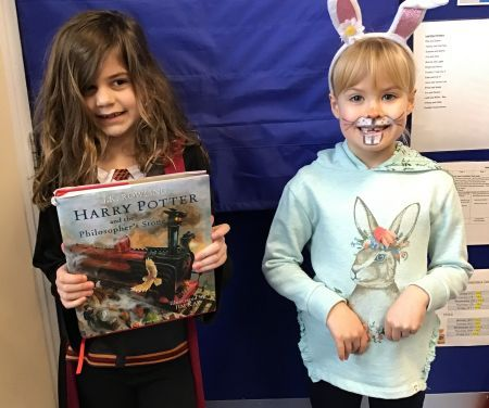 World Book Day 4th March 2021.