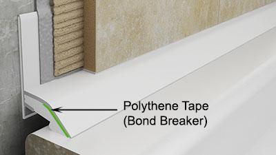 Sealux Sealing Kit Shower Tray Bath Wetroom Data