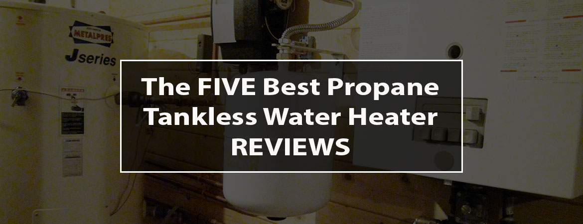 best propane tankless water heater reviews