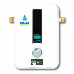 EcoSmart ECO-11, 13KW at 240 Volts Electric Tankless Water Heater Review
