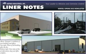 Abtrex Industries Liner Notes Screenshot