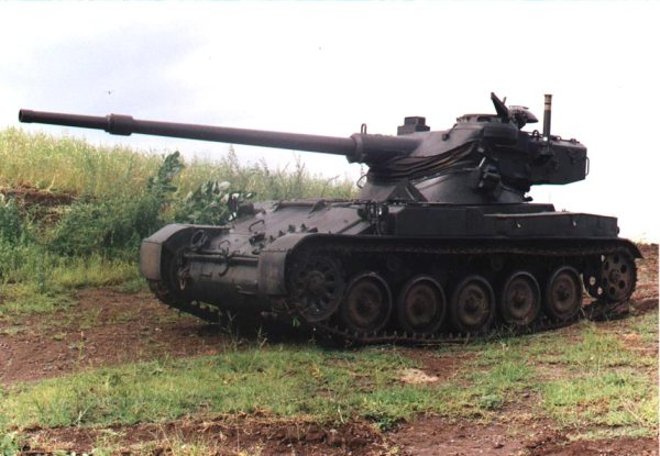 NIMDA AMX-13 Modernization Program