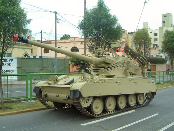 "AMX-13PA3 ""Escorpion"""