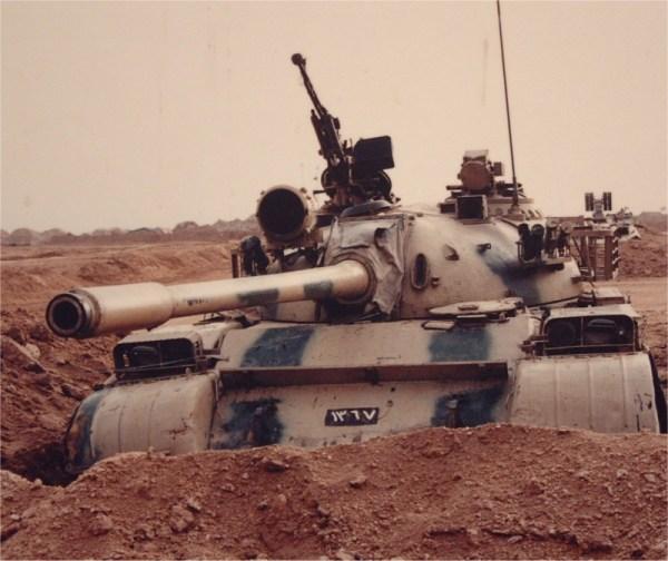 Iraqi Type 69-II Tank