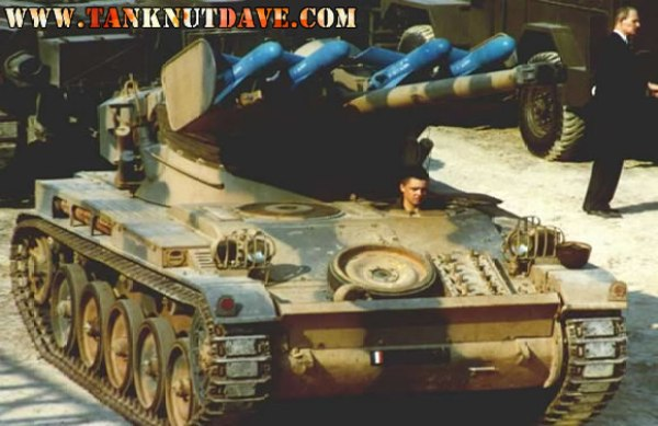 AMX-13 T75 Char Lance SS-11