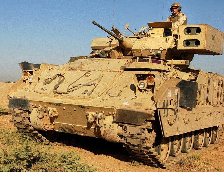 Resultado de imagen para M2 Bradley