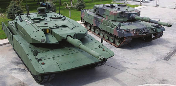 The German Leopard 2 Tank Tanknutdave Com
