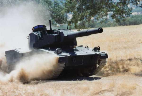 M8 Thunderbolt Demonstrator