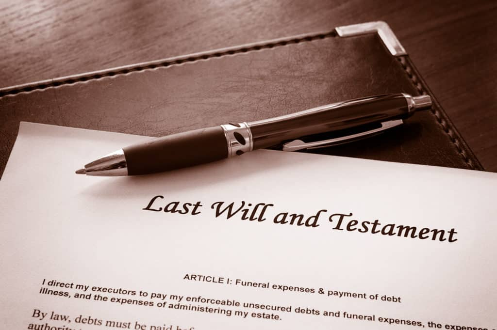 Am I too young to have a will?