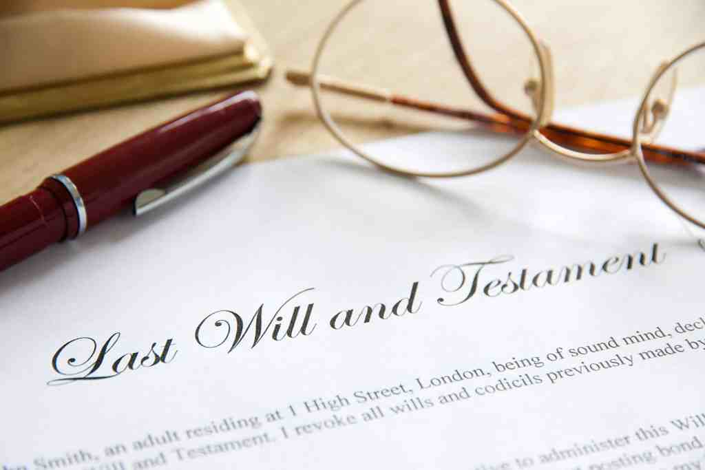 Rules of Intestacy