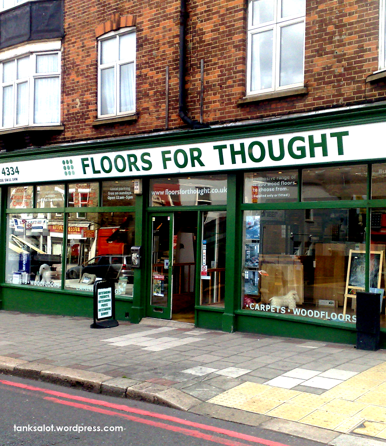 Floors for Thought