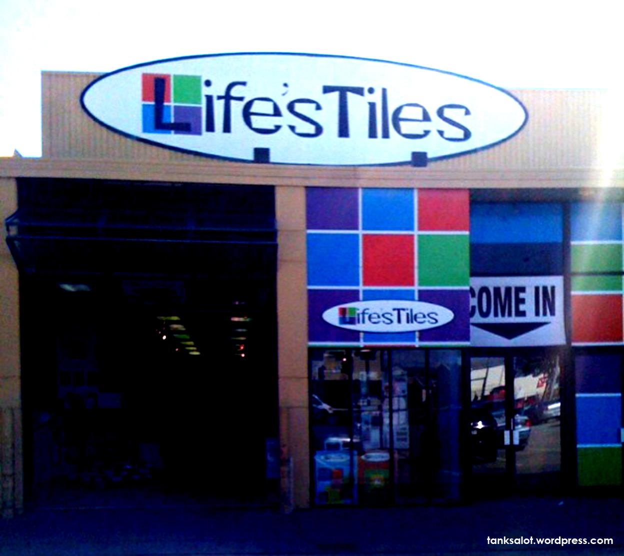 Life's Tiles