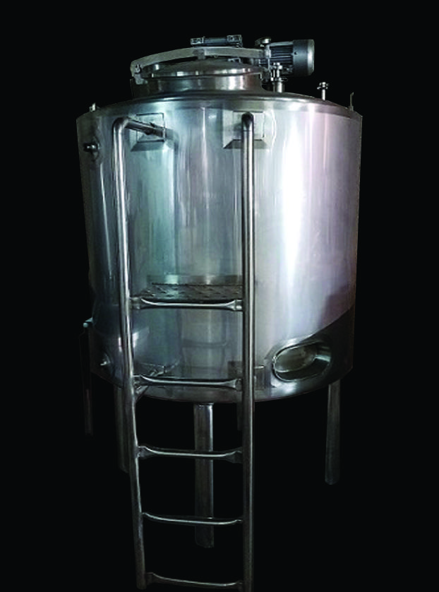 Stainless Steel Batch Processor