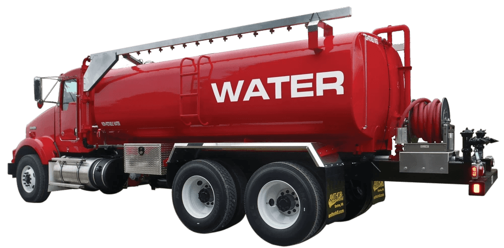 Amthor International - Water Tank Truck