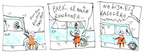 ronronea