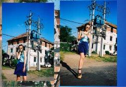 Acid Astrid by Cam Gadola Verano 2012/2013 / Modelo: Lucia Mosacone
