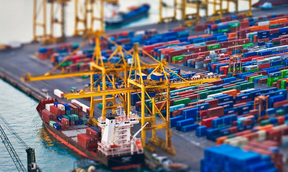 Vận chuyển quốc tế bằng đường biển
