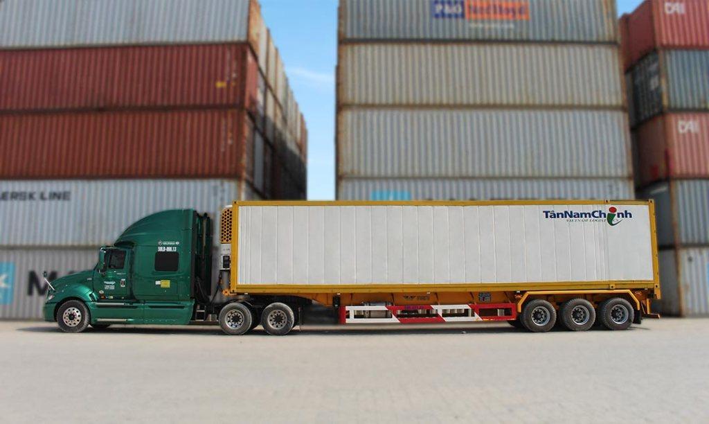 Vận chuyển hàng lạnh nguyên container