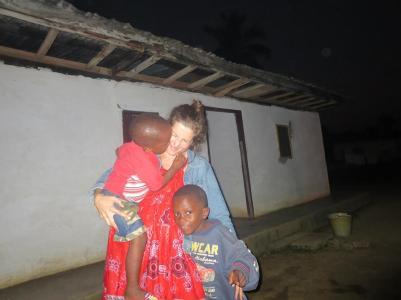 Host siblings in Peace Corps