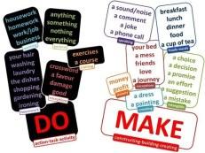 do-vs-make
