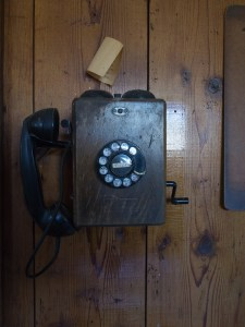 Mid 20th-century phone