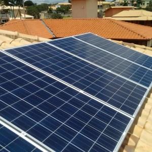 02 - Arranjo fotovoltaico - 10 x 310Wp Trina Solar