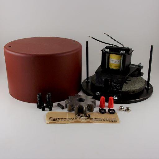 44320941-Brake Assembly 800 Series Hoist with 22747913 coil & brake cover