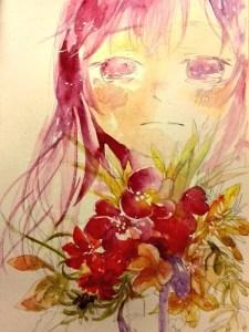 『送り花』3.0%