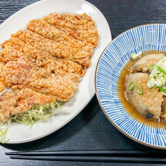 大須商店街にある本格的な台湾料理【台湾屋台 SARIKAKA】珍しいメニューも!