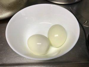 電気圧力鍋 ゆで卵 簡単 割れない